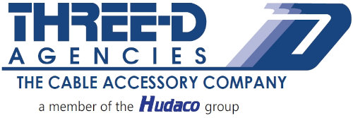three-d cables accessories logo